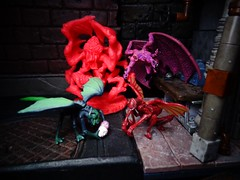 So Many Mi-Go (ridureyu1) Tags: toy toys actionfigure cthulhu lovecraft hplovecraft pathfinder migo cthulhumythos arkhamhorror toyphotography horrorclix cosmichorror fungifromyuggoth sandypetersen sonycybershotsonycybershotdscw690 cthulhuwars petersengames
