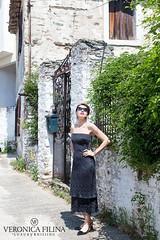 3 (zanplat23) Tags: summer grey knitting dress handmade silk handknit veronica greece strapless graphite handknitted knitteddress handknitteddress veronicafilina