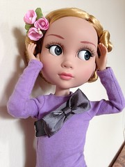 Wilde Imagination Basic Patience doll 2016 (KyloFran) Tags: doll dolls wilde wig imagination patience tonner dolldress dollclothes dollclothing