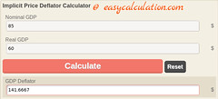 How do you find GDP Deflator (teresamary2) Tags: price products gdp