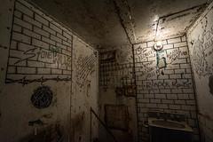WVP-79 (vaabus) Tags: westvirginia westvirginiastatepenitentiary moundsville haunted spooky spookyplaces cellblocks inmates jail prison penitentiary