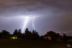 Ramifis sur le Lman (MarKus Fotos) Tags: storm switzerland suisse lac strike leman lman orage clair foudre