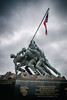 Hommage aux Marines (Littlepois Photographie) Tags: usa arlington washingtondc us washington nikon memorial unitedstates marines capitale hommage soldat d4 etatsunis lr4 littlepois nikon1635f4 analogefexpro