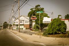 Cosmic (David Stebbing) Tags: street color flickr roadside