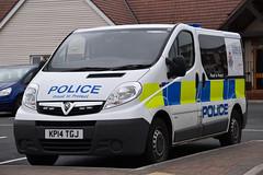 KP14TGJ (Cobalt271) Tags: proud police northumbria to van protect vauxhall livery npt 2900 vivaro cdti kp14tgj