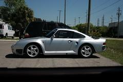 959 Rep (Joe Folino ( LoopRunner )) Tags: cars car silver 911 replica porsche 959