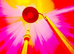 CN Tower ~ Streetlight Serenade # 1 (Creative Bling) Tags: toronto ontario canada cntower treasure creative serenade voila darrellcolby creativebling