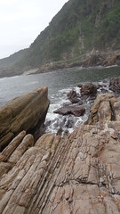 Storms River Mouth (Rckr88) Tags: ocean africa travel sea cliff nature water rock southafrica outdoors coast rocks south cliffs coastal coastline gardenroute tsitsikamma easterncape rockycoastline tsitsikammanationalpark stormsrivermouth