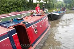 Star (Ian Mulford) Tags: canal narrowboat braunston historic grandunion canals
