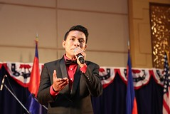 The U.S. Embassy celebrated 240th anniversary of the signing of the Declaration of Independence with a reception, held at the Sokha Hotel. (USEmbassyPhnomPenh) Tags: party us cambodia day united 4th july reception states guest independence sponsor commemorate