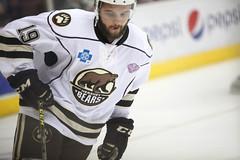 Riley Barber (hartmantori) Tags: hockey bears den caps hershey ahl defend hersheybears washingtoncapitals hersheybearshockey
