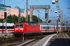 120.119 (Tams Tokai) Tags: eisenbahn zug db bahn vonat vast
