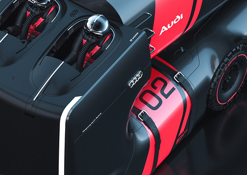 Future Audi Truck Concept