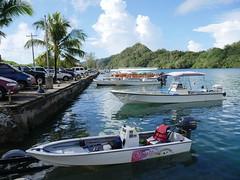 Koror, Palau.
