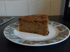 Broodpudding (kaskoekie) Tags: december 2014 recepten koekiesenzo