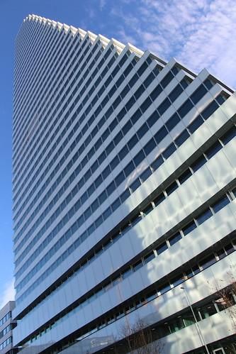 Basel - Roche Building 1