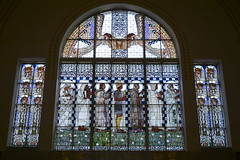 Kirche am Steinhof, Wien (Patrick Vierthaler) Tags: vienna wien art church de austria sterreich am kirche otto nouveau fin wagner 1904 jugendstil 1907  siecle   steinhof   14