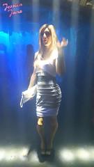 Light Curtain (jessicajane9) Tags: tv cd crossdressing tgirl transgender lgbt transvestite trans crossdresser tg pinkpunters m2f feminized