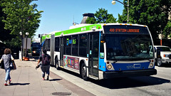 STO 1212 (Alexander Ly) Tags: city ontario canada bus public nova de quebec ottawa transport sto transit gatineau autobus artic articulated lfs societe hev outaouais novabus articule