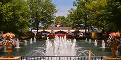 King's Dominion (zachclarke) Tags: kingsdominion paramount cedarfair themepark amusementpark 2016 nikond5100 zachclarke2 zachclarke doswell virginia richmond va internationalstreet fountain fountains