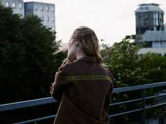 P6180281 (Solne Tarrieu) Tags: street city portrait people france girl fashion women femme bordeaux olympus portraiture toit mode amateur extrieur personne ville douceur hauteur olympusem10 solnetarrieu
