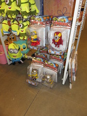 Dark Side Minions disguised as Super Heroes! (RS 1990) Tags: comics toys dc 1st spiderman july ironman superman communist batman adelaide superheroes hulk friday marvel southaustralia captainamerica darkside bootleg avengers minions knockoff 2016 upstyle ageofultron despicableme3