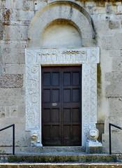San Gemini - Abbazia di San Nicol (Martin M. Miles) Tags: italy umbria metropolitanmuseumofart terni carsulae umbrien sangemini abbaziadisannicol abbeyofsannicol