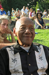 Candido (4) C (Mr Flikker) Tags: show newyorkcity music grass outdoors drums centralpark percussion lawn performance jazz latin tama drummer salsa candido bobbysanabria