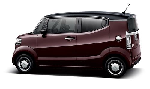 Honda N-Box Slash