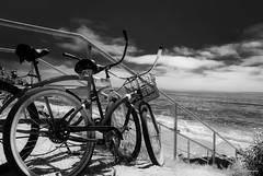 Sunday ride (.KiLTRo.) Tags: sandiego california unitedstates windansea beach bikes sea ocean clouds kiltro