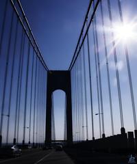 Bridge of the lightened(Wallets) (Jersey JJ) Tags: new york city nyc bridge tower suspension narrows g11 verrazano i278 verrazzano vzb