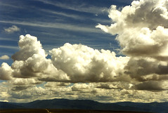 impressive clouds 2 (lisafree54) Tags: blue sky white storm nature clouds cloudy free stormy cumulus cco freephotos