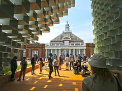 Serpentine Pavilion 2016 (Adam Hampton-Matthews) Tags: london wall architecture big modular pavilion hydepark zip modernarchitecture serpentine 2016 londonarchitecture architecturephotography serpentinepavilion bjarkeingels bjarkeingelsgroup serpentinepavilion2016
