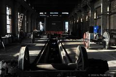 I_B_IMG_7393 (florian_grupp) Tags: china railroad train landscape asia mine desert muslim railway steam xinjiang mikado locomotive ore js steamlocomotive 282 opencastmine yamansu