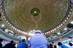 Fim do Ramada 06jul2016-113.jpg (plopesfoto) Tags: eid mohammed reza ramadan templo fitr sheik religio f orao fiel mesquita profeta isl alah muulmano sermo maom ramad jejum alcoro ilsamismo