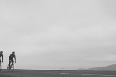DSC07655 (Gumundur Rbert) Tags: sky white mountain black 35mm cycling climb iceland cloudy f14 sony climbing rolf prima reykjavk sland ares a7ii pansonic samyang reihjl rokinon