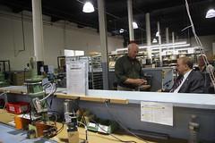 IMG_6920 (Rep. Jim Langevin (RI-02)) Tags: smallbusiness manufacturing garlandwritinginstruments coventry mill historic technicaleducation skills cte