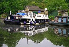 1623 (wontolla1 (Septuagenarian)) Tags: canal calder navigation 1623 hebble panasonic45200mmf456ois