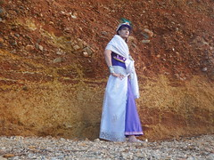 Shooting Sinbad - Magi, the Labyrinth of Magic - Giens - 2016-06-03- P1410823 (styeb) Tags: shooting sinbad magithelabyrinthofmagic giens presquile 2016 juin 03 mer tombee nuit madrague reserve naturelle