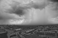 #Dallas 062816 12:56pm (nffcnnr) Tags: cloud storm rain weather clouds dallas texas wind swirl instagram ifttt dfwwx