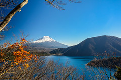 Lake Motosuin Japan yamanashi prefecture ..   DSC_4842-2 (Ming - chun ( very busy )) Tags:    mountain    japan nikon d800 f18      travel nikkor light     lake traveljapan 28mmf18 28mm f1828mm nikon28mmf18 nikon28mm18 yamanashiprefecture maple leaf tree colorful lakemotosu  mtfuji