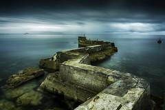 St. Monans Harbour (Gregor171) Tags: scotland fife zigzag stmonans longexposures