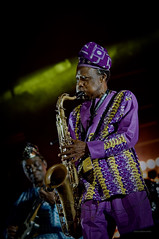 Orlando Julius & The Afrosoundz (Yakimo Bohio) Tags: canada festival orlando montral jazz julius rb 2016 afroamricain nigria nigrien afrosoul afrosoundz