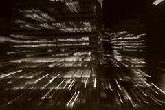 Meteor Shower (Génial N) Tags: longexposure blackandwhite night pentax korea seoul citylights nightlight meteor pentaxkr