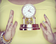 Time is gonna take my mind (Simonesta~) Tags: clock hands hand time levitation mani ora orologio tempo levitazione