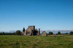 Hore Abbey, Cashel, South Tipperary, Ireland. (Flash Parker) Tags: trip travel family ireland irish tourism nikon flash adventure nikkor isle emerald parker d800 ireland4510 ireland4477