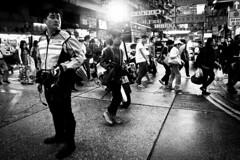 R0022635 (KC Kwan) Tags: people hongkong blackwhite interestingness interesting 28mm streetphotography snap explore kc ricoh homebound kwan explored cityofdarkness  blinkagain grdiv
