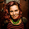 Marie (Erik Furulund) Tags: red portrait people black green norway cat canon hair square grit photography stavanger photo necklace cool nice interesting model eyes kitten kat pretty faces wind sweet stripes expressions kittens redhead nails portraiture squareformat 7d deviant rocknroll redhair humans drunkphotography katt funnycats modelgirl shoulderpads hedmark thehumanrace kløfta musikkfest cudly humanoids erikf portraitphoto furulund grittywall canon7d erikfurulund erikfurulundphotography furuhue morsomkatt