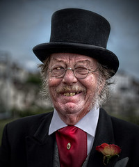 Dickens re-enactment day (carper123) Tags: portrait history character creative dickens broadstairs