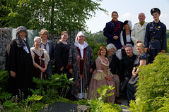 Theaterwerkstatt Schalksmühle 2013 (Carsten Lynker) Tags: portrait germany garden costume sommer nrw actor garten schauspieler kostüme schalksmühle theaterwerkstattschalksmühle